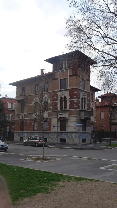 Buonarotti地区高級住宅風景2018 (1)