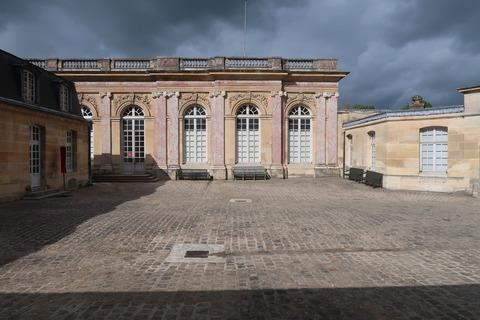 VersaillesGrandTrianon303E中庭
