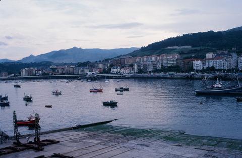 カストロウルディアレス海辺の風景198607 (4)