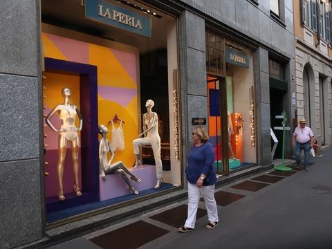 LaPerlaランジェリー店Mナポ201809