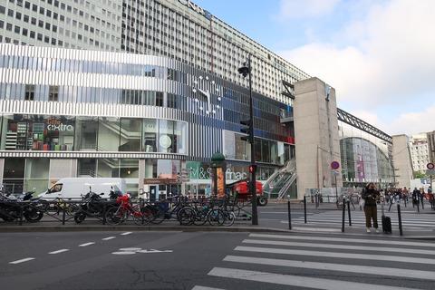 ParisMPS駅930AM