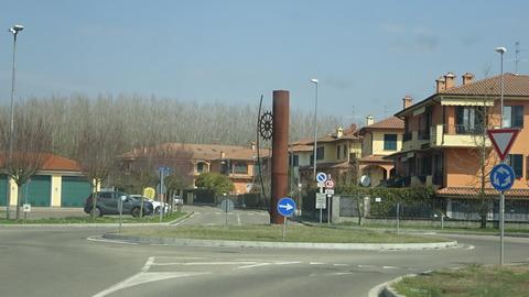 電道近郊グインザーノのロトンダ201803