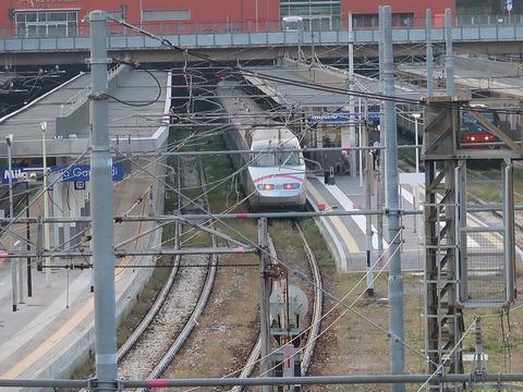 Pガリ駅TGVSep2018