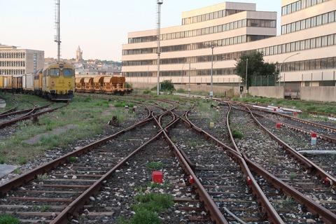 ラグーザ駅からカテドラーレ見えるSep2018