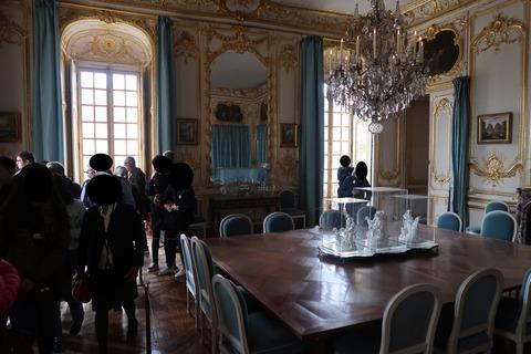 Versailles119a磁器の食堂
