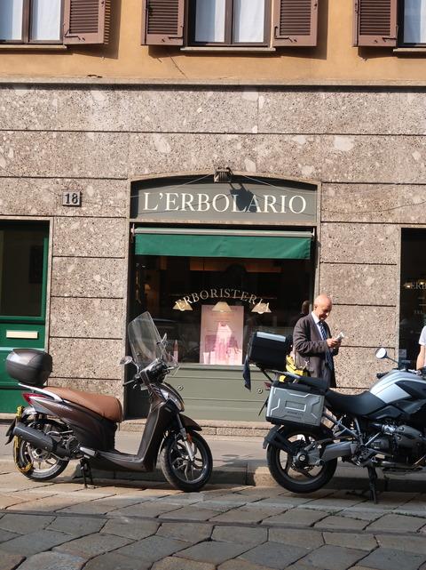 レルボラリオ Cデオルソ店201809