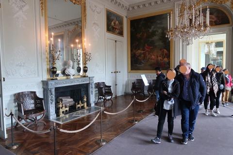 VersaillesPetit Trianon409居間