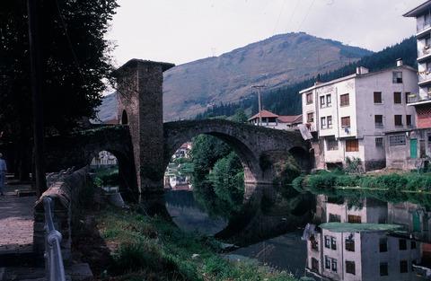 バルマセダのローマ橋198708 (2)