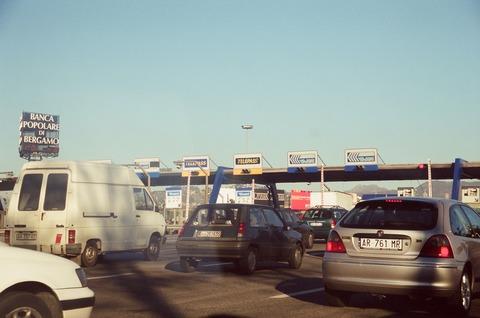 2001年11月北イタリアの道 (1)
