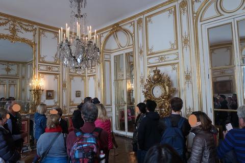 Versailles113A時計の間