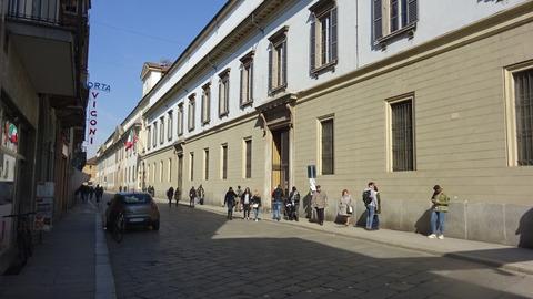 パヴィア大学外観 (2)