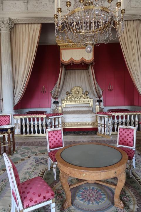 VersaillesGrandTrianon305Bナポレオンの皇后の寝室