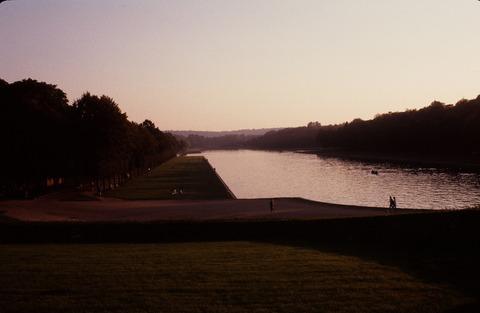 Versailles239B暮れなずむ大運河198609