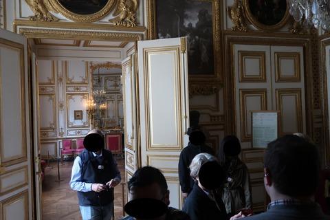 Versailles113C王の謁見室付近