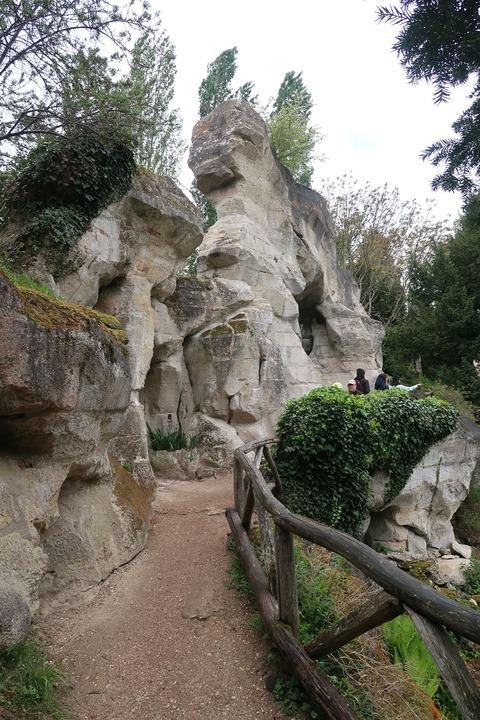VersaillesPetit Trianon密会の洞窟