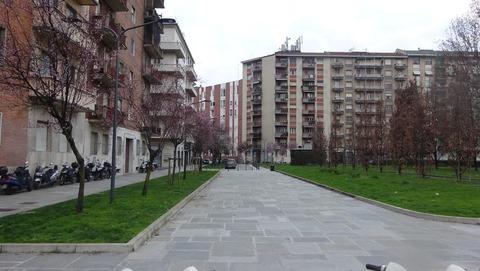 BuonarottiのAmendora中級アパート