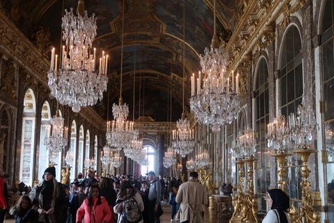 Versailles162豪華絢爛鏡の間(回廊)