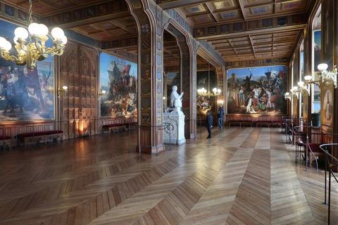 Versailles151裏の大広間と安絵画