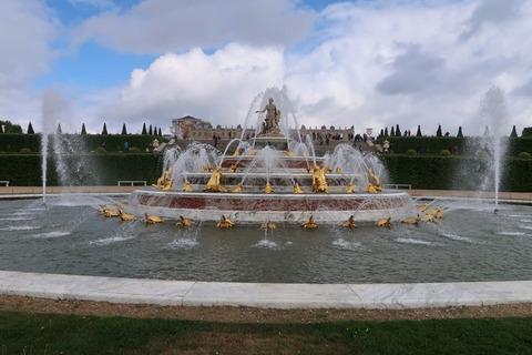 Versailles225b ラトナ噴水その2