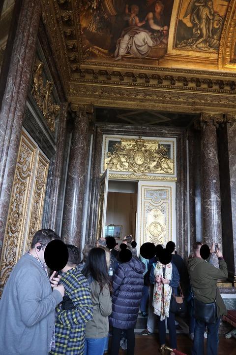 Versailles121b公私境界扉