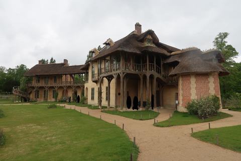 VersaillesPetit Trianon433アモー王妃の家近景