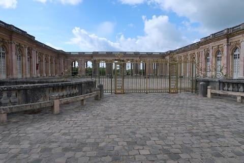 VersaillesGrandTrianon303金色の門