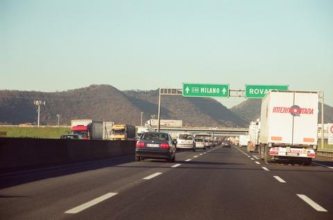 2001年11月北イタリアの道 (4)