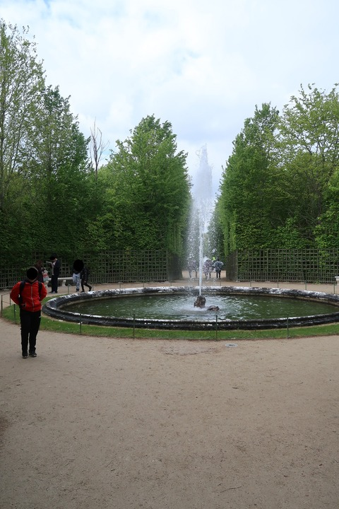 Versailles232王太子の森の噴水