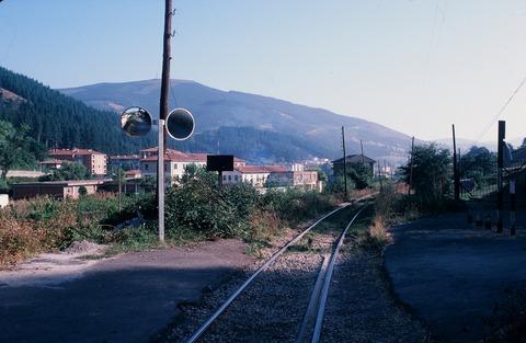 FEVEバルマセダよりレオン方面1990年7月