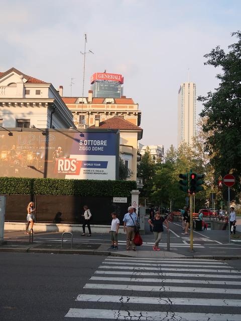 アメンドラ駅付近とタワーSep2018