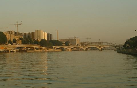 P13パリのアウステルリッツ橋198809