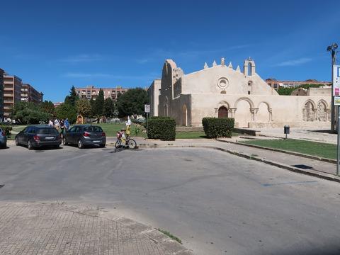 シラクーザサンジョバンニ教会と市街Sep2018