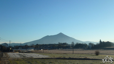 0116_遠くからみた筑波山