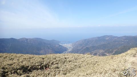 戸田と駿河湾