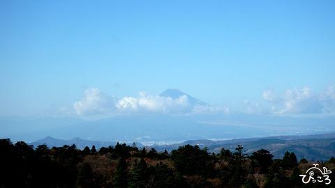富士山みえました_PB210030