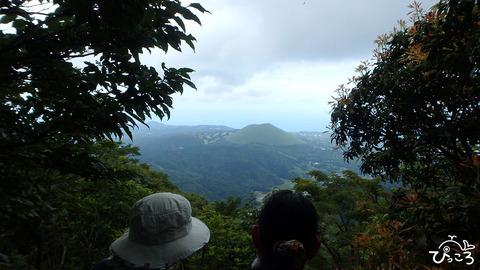 大室山を見下ろす_P6120034