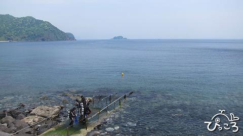 川奈ビーチ