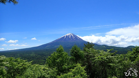 0520_紅葉台からの富士山