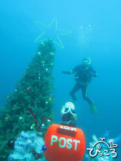 クリスマスツリー@IOP