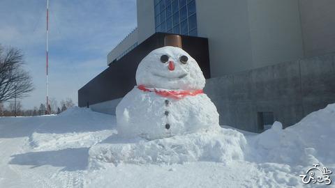 0227_雪だるま