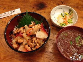 2012-11-20貝チラシ丼