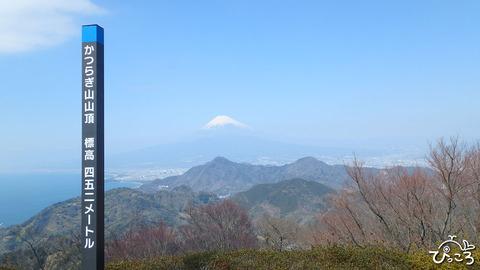 0312_葛城山からの富士山