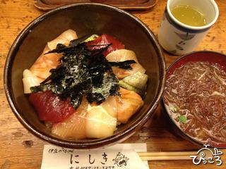 2012-11-20生チラシ丼