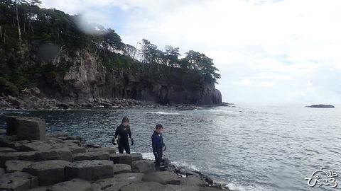 島に上陸_P9110030
