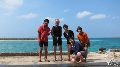 来間島ビーチ