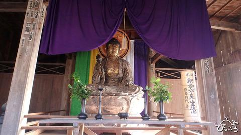 0218_指月殿の釈迦如来像