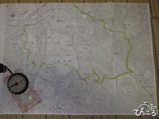 一万分の一地形図