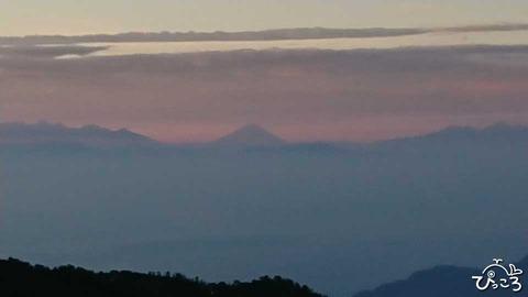 20190806_遠くに小さな富士山