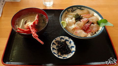 海鮮丼_P6230189