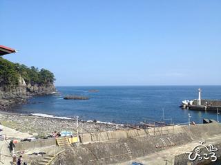 20130907海の写真
